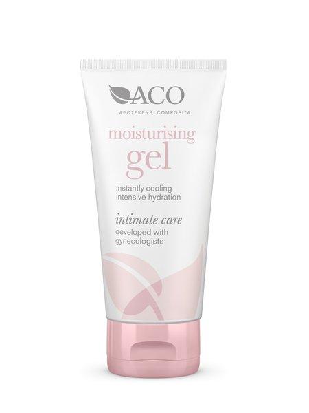 aco intimate care moisturising gel