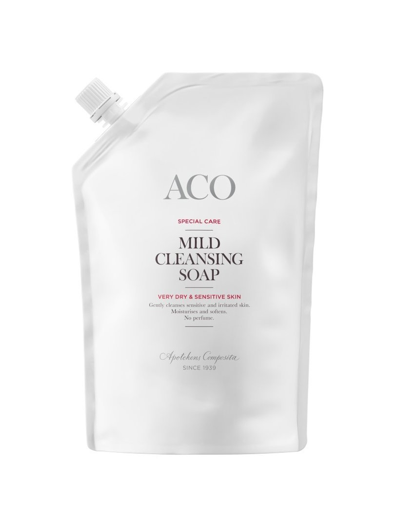 aco mild cleansing soap