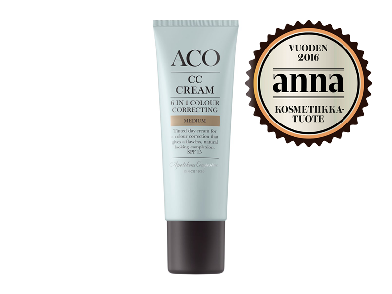 aco cc cream medium