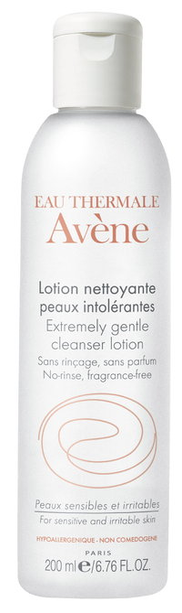 Avène Extremely Gentle Cleanser Lotion 200 ml