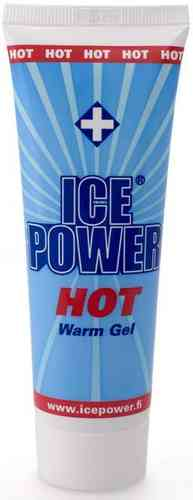 IcePower HOT lämpögeeli 75 ml