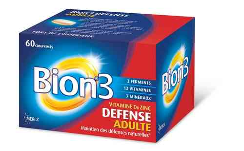Bion3 Defence Adult 60 tabl