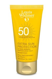 Louis Widmer Extra Sun Protection 50 50 ml hajusteeton