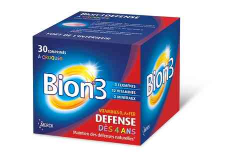 Bion3 Junior 30 tabl