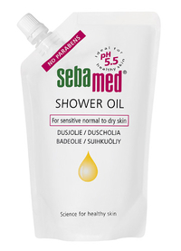 Sebamed Shower Oil 500 ml täyttöpussi