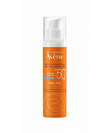 Avène Sun Very High Protection Fluid SPF50+ 50 ml