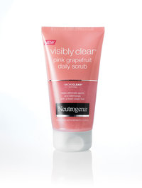 Neutrogena Visibly Clear Pink Grapefruit Daily Scrub 150 ml