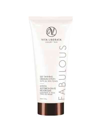 Vita Liberata Fabulous Untinted Graduated Lotion 200 ml Fab005
