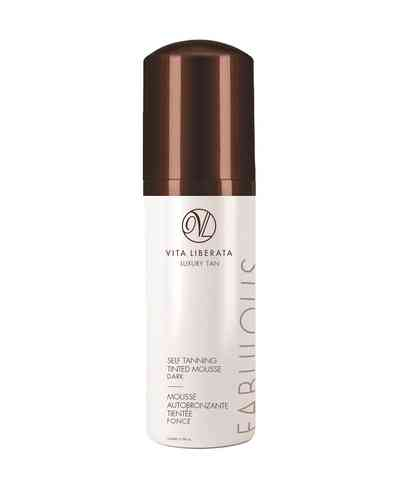 Vita Liberata Fabulous Tinted Mousse Dark 100 ml Fab002