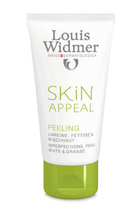Louis Widmer Skin Appeal peeling 50 ml hajusteeton