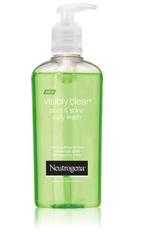 Neutrogena Visibly Clear Pore&Shine pesugeeli 200 ml