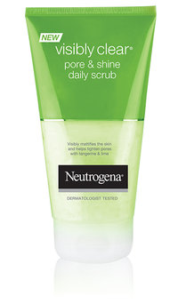 Neutrogena Visibly Clear Pore&Shine kuorintavoide 150 ml