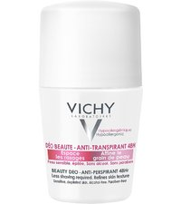 Vichy Beauty Deo antiperspirantti 48h roll-on 50 ml