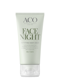Aco Mattifying Night Cream 50 ml