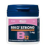 Beko Strong B12 1 mg tabletti