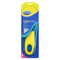 Scholl Gel Activ Everyday Ladies geelipohjallinen