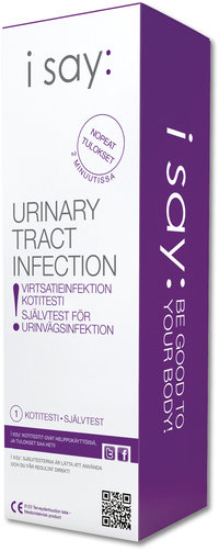 I Say Urinary Tract Infection Test