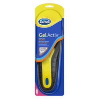 Scholl Gel Activ Work Ladies geelipohjallinen