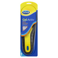 Scholl Gel Activ Work Men geelipohjallinen