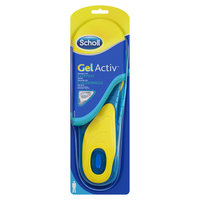 Scholl Gel Activ Everyday Men geelipohjallinen