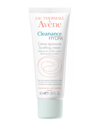 Avène Cleanance Hydra Soothing Cream 40 ml