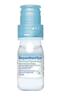 Bepanthen Eye -silmätipat 10 ml