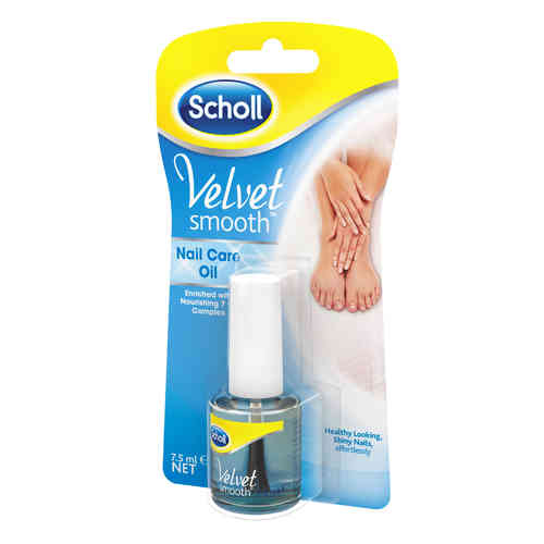 Scholl Velvet Smooth kynsiöljy 7,5 ml