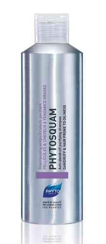 PhytoSquam Anti-Dandruff Purifying Hilseshampoo 200 ml