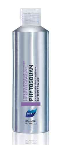 PhytoSquam Anti-Dandruff Moisturizing Hilseshampoo 200 ml