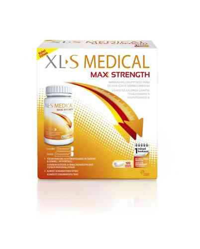 XL-S Medical Max Strength 120 tabl.