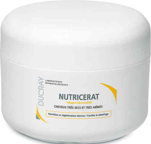 Ducray Nutricerat Mask hoitoaine 150 ml