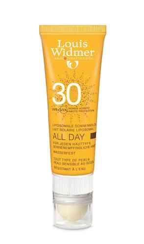 Louis Widmer All Day SK30 + Lip Care 25 ml