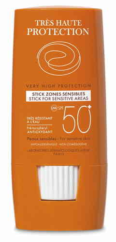 Avène Very High Protection Stick for Sensitive Areas SPF50+ 8 g