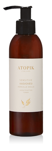 Atopik Sensitive kasvovesi 200 ml