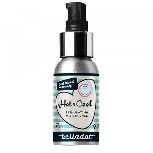 Belladot Hot & Cool stimuloiva mentoligeeli 50 ml