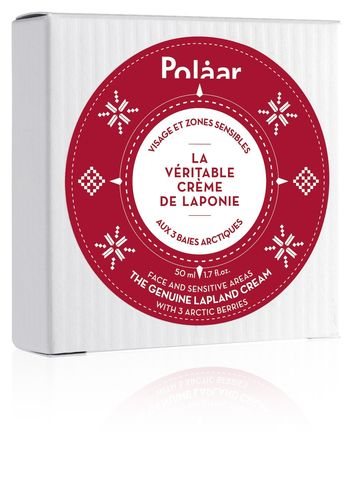 Polaar The Genuine Lapland Cream hoitovoide kuivalle iholle 50 ml