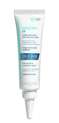 Ducray Keracnyl PP Anti-blemish Soothing Cream 30 ml