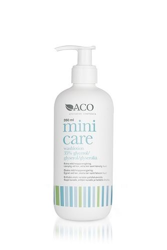 Aco Minicare Washlotion 350 ml