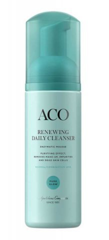 Aco Pure Glow Daily Cleanser 150 ml