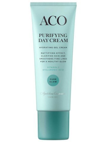 Aco Pure Glow Purifying Day Cream 50 ml