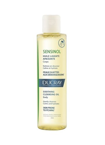 Ducray Sensinol Cleansing Oil 200 ml