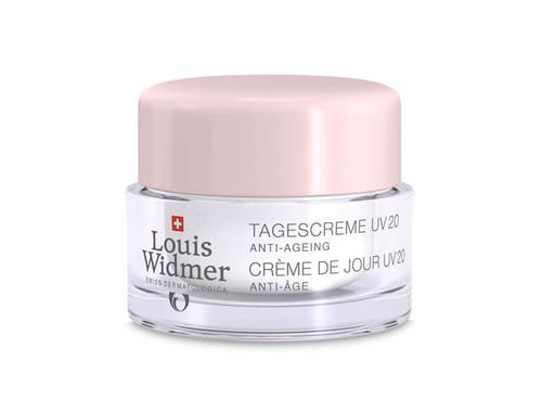 Louis Widmer Day Cream UV20 hajusteeton 50 ml