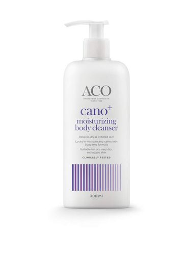 Aco CANO+ Moisturizing Body Cleanser 300 ml