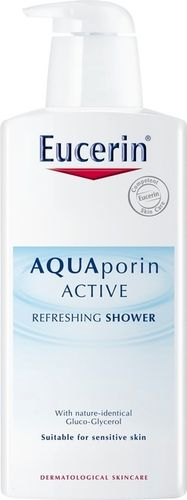 Eucerin Aquaporin Active Refreshing Shower Gel 400 ml