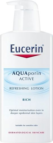 Eucerin Aquaporin Active Refreshing Lotion Rich 400 ml