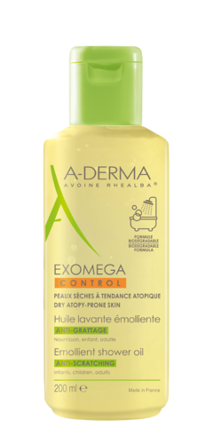 ADERMA Exomega Control shower oil 200 ml