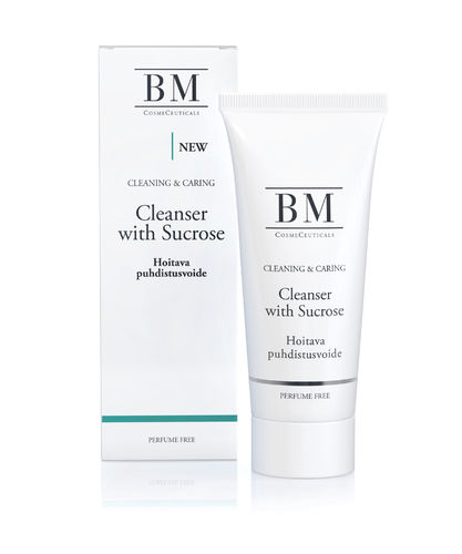 BM Cleaning & Caring Cleanser with Sucrose 100 ml