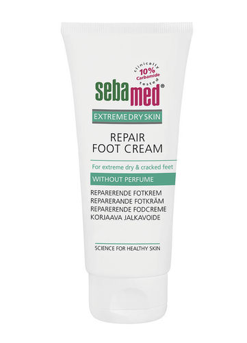 Sebamed Repair Foot Cream korjaava jalkavoide 100 ml