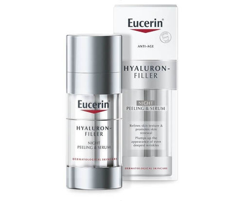 Eucerin Hyaluron-Filler Night Peeling & Serum 30 ml