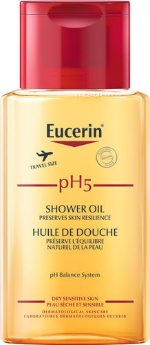 Eucerin pH5 Shower Oil matkakoko 100 ml